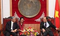 Jepang mendorong pertukaran kebudayaan dengan Vietnam