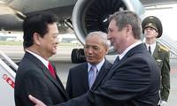Vietnam dan Belarus akan terus melakukan kerjasama di banyak bidang.