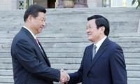 Langkah perkembangan baru dalam hubungan Vietnam – Tiongkok