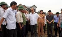Pembangunan pedesaan baru menurut arah komprehensif, meningkatkan kehidupan rakyat
