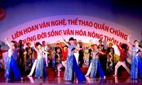 Pembukaan Festival tentang pedesaan baru di  Vietnam Selatan