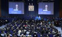 Pembukaan persidangan ke-57 Majelis Umum IAEA