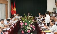 Pekan kerja pertama persidangan ke-6 MN Vietnam angkatan ke-13 telah berakhir