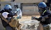 OPCW membahas rencana pemusnahan gudang senjata kimia Suriah