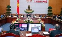 Pemerintah membimbing pengembangan sosial-ekonomi tahun 2014