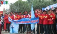 """Pesta donor darah """"Hari Minggu Merah"""" kali ke-6 diadakan di kota Hanoi"""