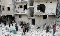 Suriah berkomitmen mendorong cepat proses pemusnahan senjata kimia