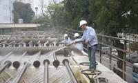 """Penggelaran proyek """"Perubahan iklim dan pemasokan air bersih di daerah dataran rendah sungai Mekong"""""""