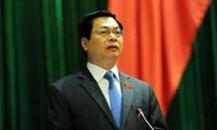 Menteri Industri dan Perdagangan dan Menteri Kesehatan Vietnam akan menjawab interpelasi pada 1 April mendatang