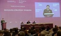 Pendirian Vietnam di depan Dialog Shangri-la ke-13 mendapat sambutan baik