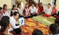 Vietnam berkomitmen mendorong dan berbagi pengalaman tentang kesetaraan gender dan kemajuan wanita