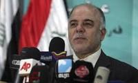 Komunitas internasional mendukung PM Irak yang baru saja diangkat