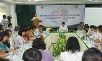 Penyusunan Indeks Perkembangan pemuda Vietnam dan basis data nasional tentang pemuda