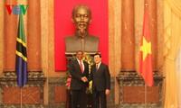 Vietnam dan Tanzania mendorong hubungan bilateral