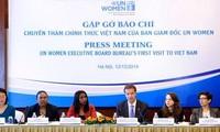 UN Women terus membantu Vietnam melaksanakan komitmen kesetaraan gender dan pemberdayaan wanita