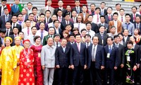 Presiden Truong Tan Sang melakukan pertemuan dengan Asosiasi Umum Pertanian dan Pengembangan Pedesaan Vietnam