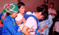 Adat memberi nama bayi di kalangan orang etnis minoritas Giay