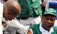 Ekserimen vaksin pencegahan Ebola di Sierra Leone dimulai