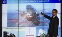 Pesawat MH17 ditembak jatuh oleh rudal Ukraina