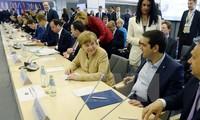Uni Eropa dan IMF sepakat melakukan perbahasan akhir tentang masalah utang dengan Yunani