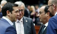 Pemimpin negara-negara Eurozone belum mencapai kebulatan pendapat tentang masalah Yunani
