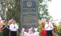 PM Nguyen Tan Dung menghadiri aktivitas peringatan Hari Prajurit Penyandang Cacad dan Martir di provinsi Kien Giang