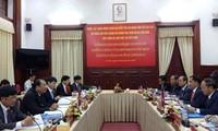 Vietnam dan Laos memperkuat kerjasama di instansi pengadilan dan inspektorat