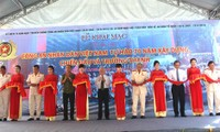 Banyak aktivitas peringatan Hari Tradisi Pasukan Keamanan Publik Rakyat diadakan di Vietnam