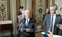 IAEA mengesahkan rencana inspeksi terhadap program nuklir Iran