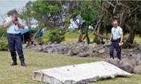 Perancis membenarkan kepingan yang ditemukan di pulau Reunion adalah dari pesawat MH 370