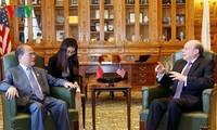 Ketua MN Nguyen Sinh Hung memulai kunjungan di Boston, negara bagian Massachusetts, Amerika Serikat