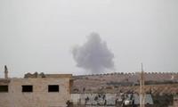 Pesawat Rusia menghancurkan banyak basis penting IS di Suriah