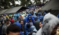 Kroatia membuka koridor perbatasan dengan Serbia bagi kaum migran