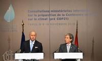 Konferensi konsultasi tidak resmi tingkat menteri untuk menyiapkan COP 21
