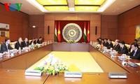 Memperkuat kerjasama antara Parlemen dua negara Vietnam dan Hungaria