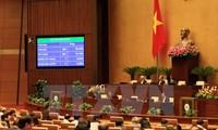 MN Vietnam mengesahkan Resolusi tentang alokasi anggaran keuangan pusat tahun 2016