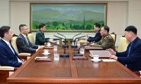 Dua bagian negeri Korea sepakat menyelenggarakan pembicaraan tingkat Deputi Menteri guna memperbaiki hubungan.