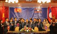 Kementerian Dalam Negeri Vietnam dan Laos memperkuat kerjasama