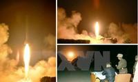 Republik Korea memperingatkan bahaya RDR Korea meluncurkan misil jarak jauh