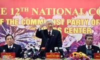 Kongres Nasional ke-12 PKV merupakan kongres yang demokratis, bersatu, berdisiplin dan berkearifan