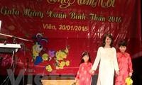 Komunitas diaspora Vietnam di luar negeri menyambut Hari Raya Tet Tradisional 2016