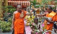 Hari Raya Tahun Baru Chol Chnam Thmay dari warga etnis minoritas Khmer