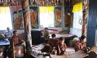 Instrumen musik lima nada – satu nilai dari kebudayaan Khmer di daerah Nam Bo