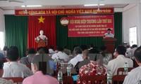 Menggelarkan UU mengenai Organisasi Pemerintahan Daerah dan pekerjaan menyelenggarakan pemilihan anggota MN dan anggota Dewan Rakyat