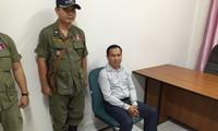 Kamboja menangkap legislator yang dituduh menggunakan peta palsu tentang perbatasan