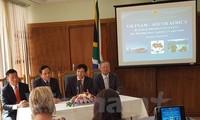 Vietnam dan Afrika Selatan mendorong kerjasama di bidang transportasi laut