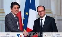Jepang sepakat memperkuat kerjasama anti terorisme dengan Belgia dan Perancis