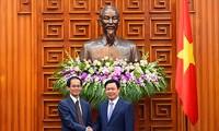 JICA memberikan konsultasi dan membantu Vietnam melakukan restrukturisasi badan usaha milik negara dan sistim bank komersial