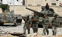 Tentara Suriah kalah di al-Raqqa
