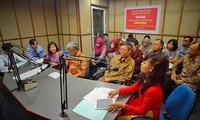 Simposium sehubungan dengan peringatan ultah ke-50 Berdirinya Program Siaran Bahasa Indonesia